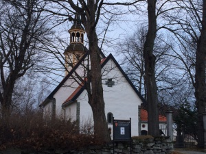 Lade Kirke Church*