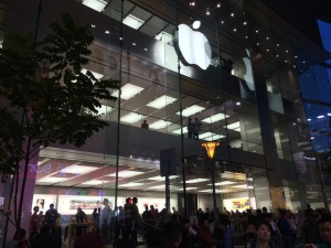 Apple Store @ Causeway Bay