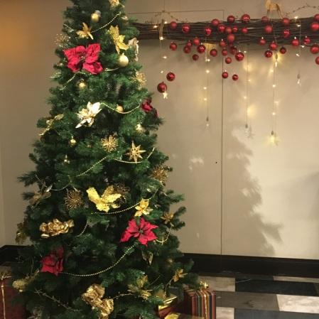 Christmas Deco @ Hotel